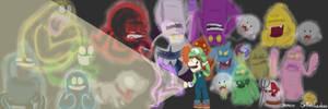 Luigi's Mansion, Past and Present