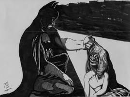 DSC Batman by DarkRiver4