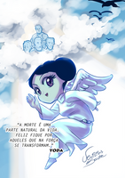 My little tribute to the greatest princess of all! by viniciusdesouza