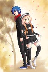 Secret Valentine :) by Lina01