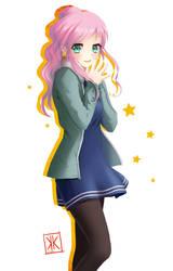 Tsuki chan by Lina01