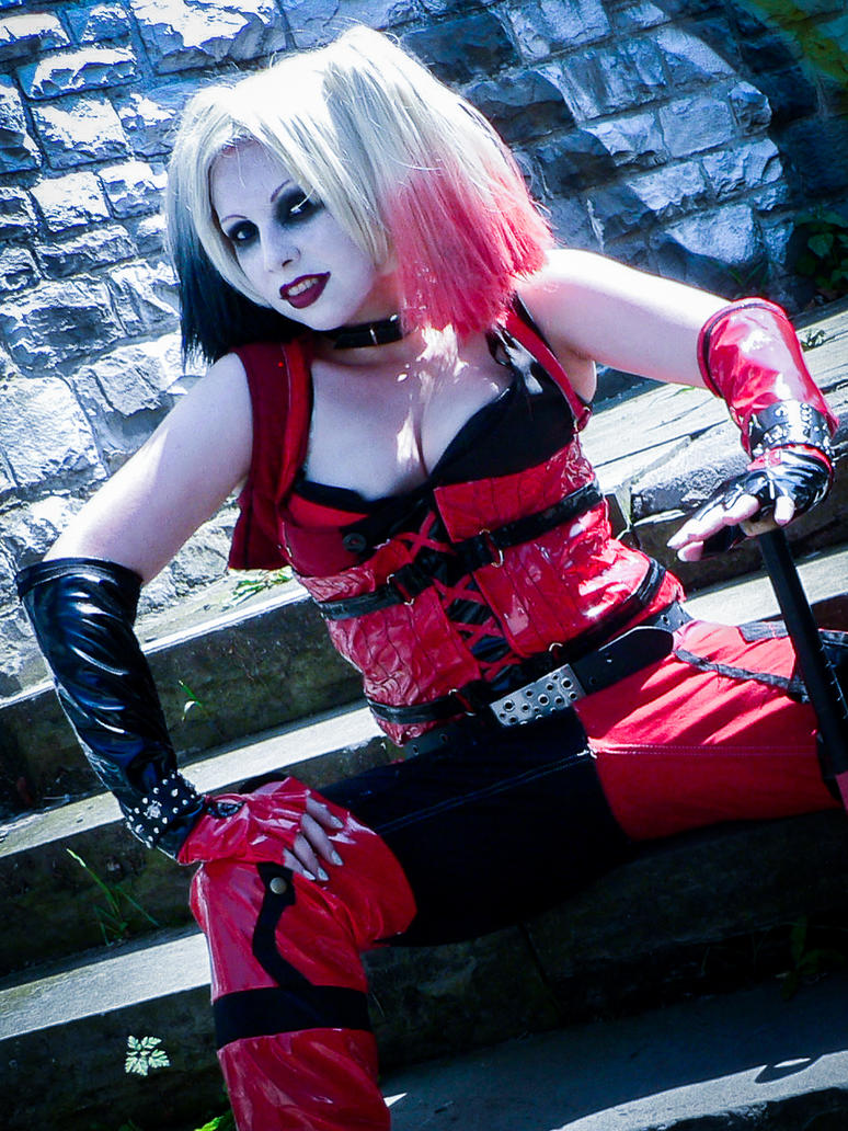 Harley Quinn BAC - So there we are! by Yami-Oscuridad