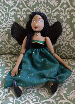 Holly Baudelaire Doll