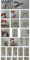 Simple Wire Key Tutorial (photos only)