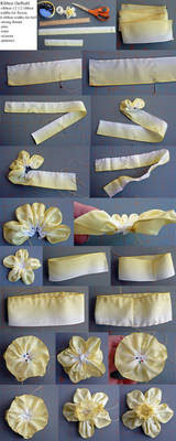 Ribbon Daffodil Walkthrough by magpie-poet