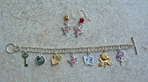 Alice Charm Bracelet