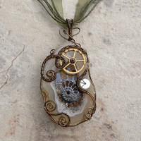 Mad Scientist Pendant