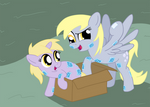 Derpy Dinky Shipping