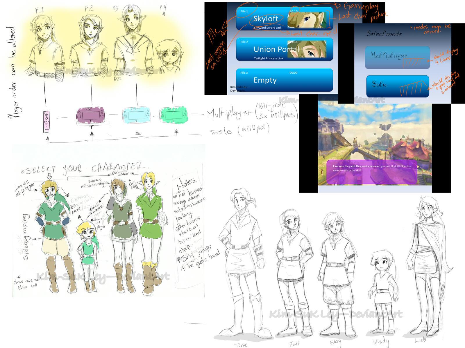 SHC random concepts by Kim-SukLey