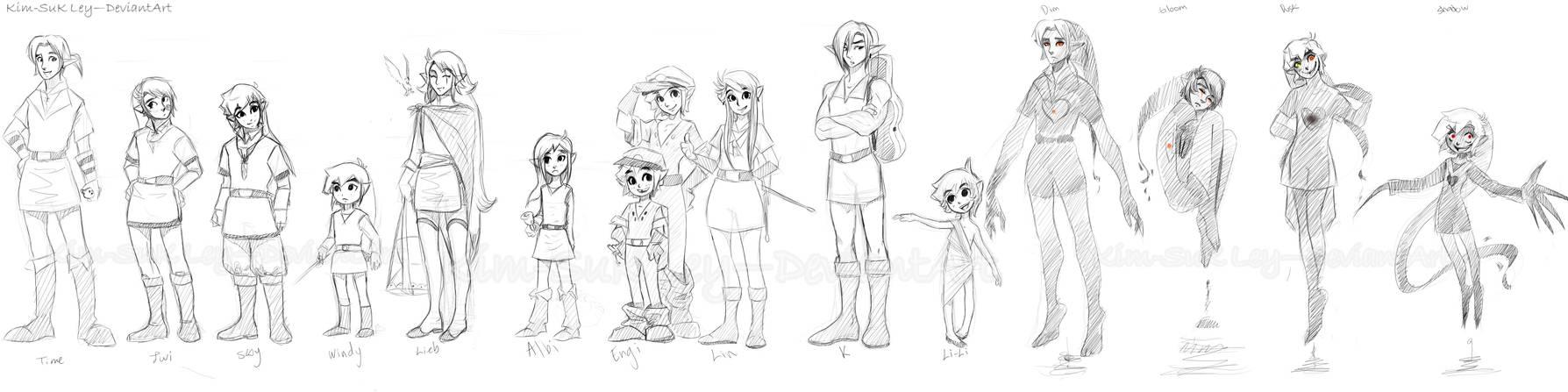 SHC- Links  -sketch-