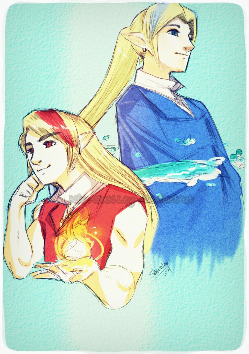 Luz and Daniel by Kim-SukLey