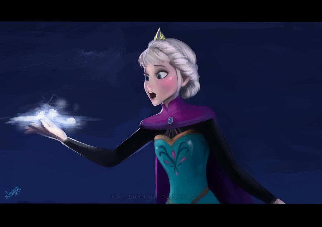 Let it go by Kim-SukLey