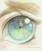 Through love's eyes by Kim-SukLey