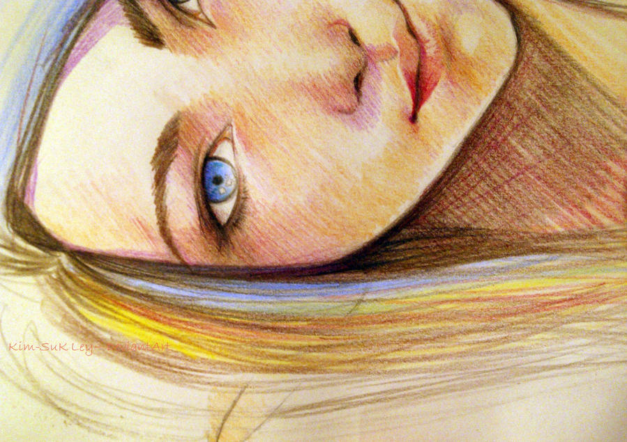 You little pretty face by Kim-SukLey