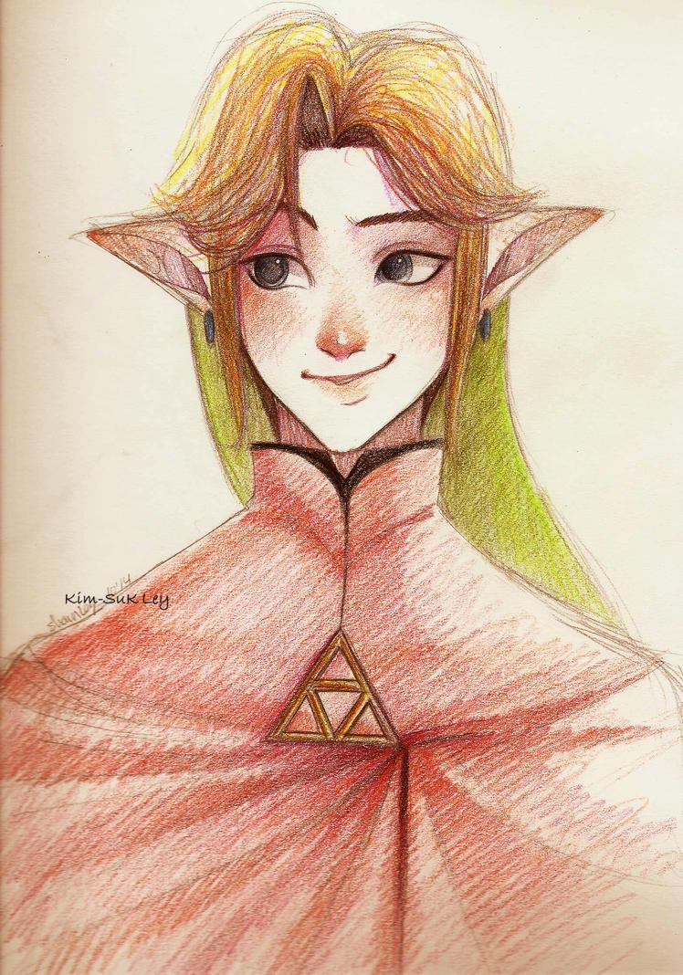 That little smirk by Kim-SukLey