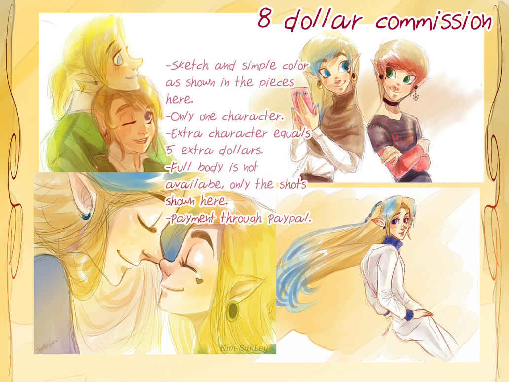 Commission Information by Kim-SukLey