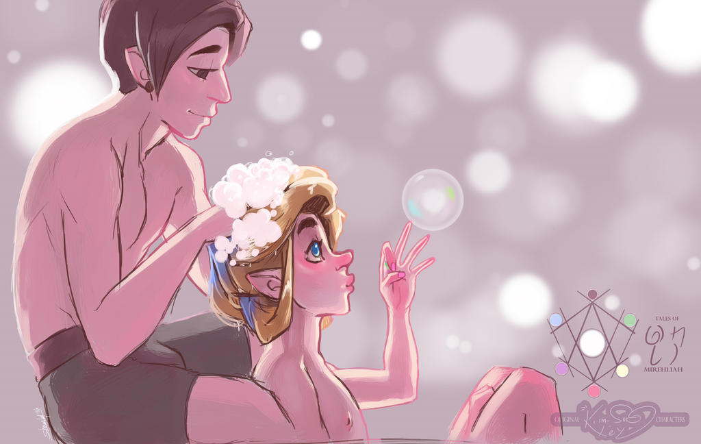 Bubbles by Kim-SukLey