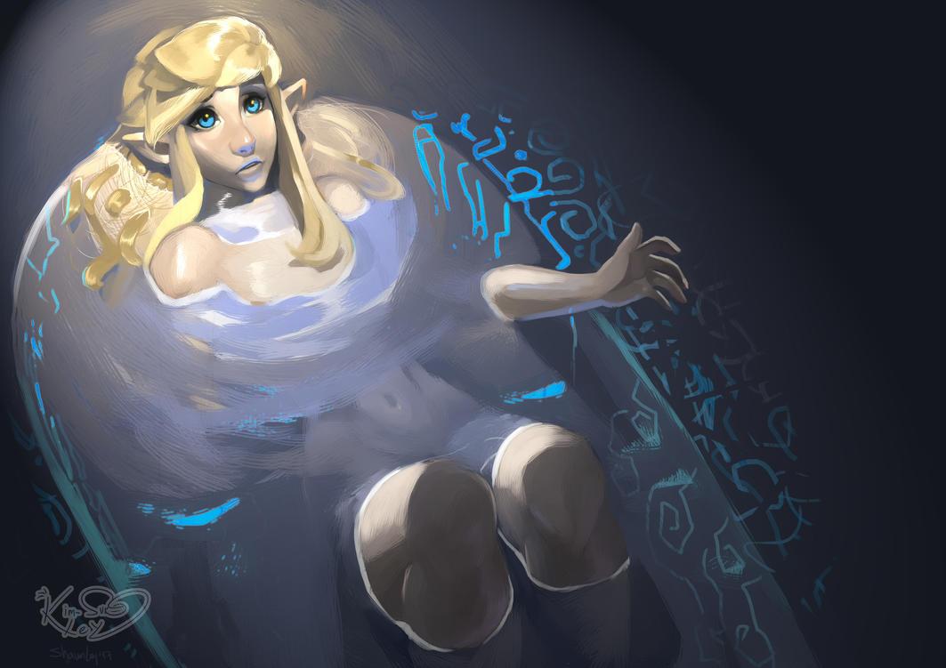 Link, wake up. by Kim-SukLey