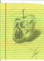 The Apple by SkelyHat
