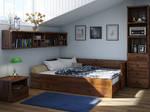 Indiana Bedroom