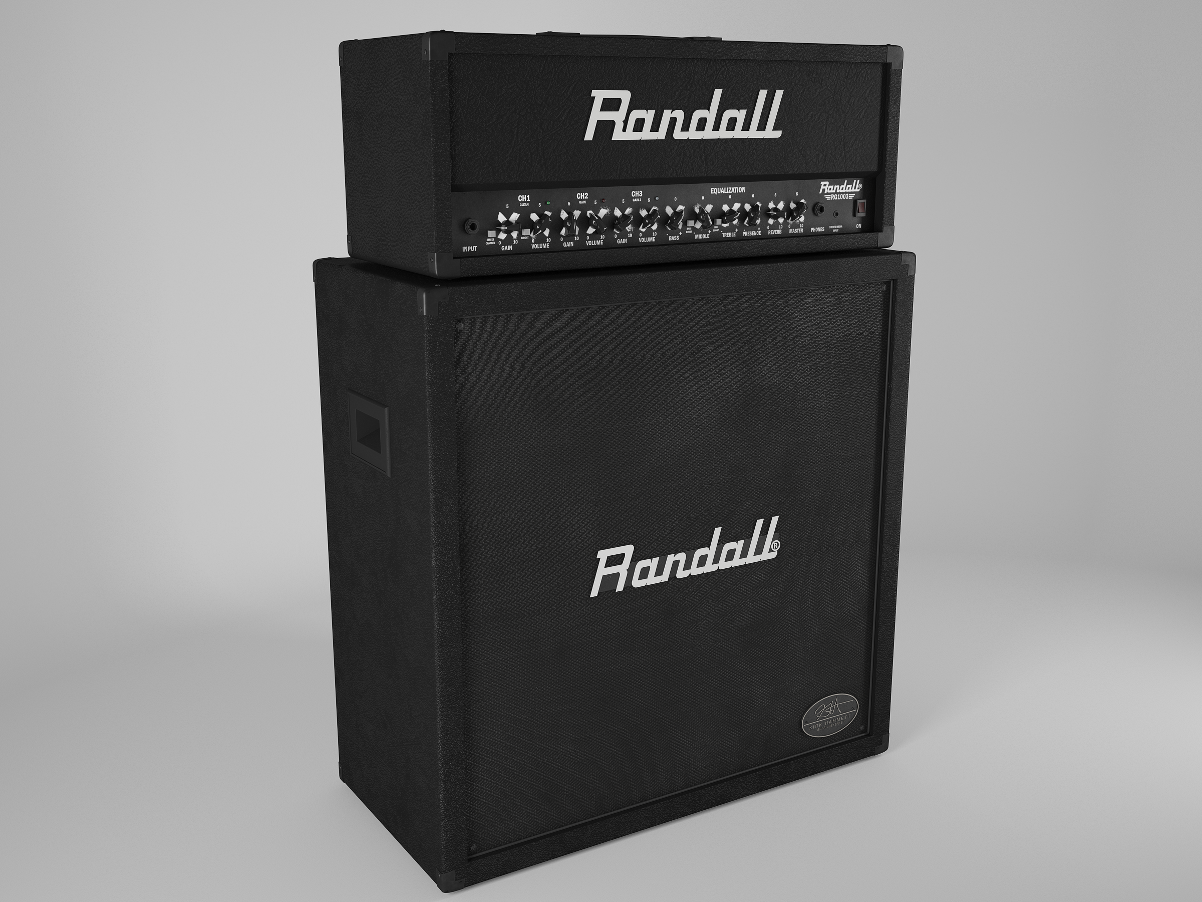 Randall Amplifier and Cabinet