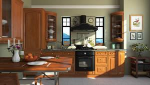 Artesia kitchen by llMarcos