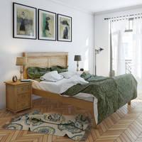 Austen Bedroom by llMarcos