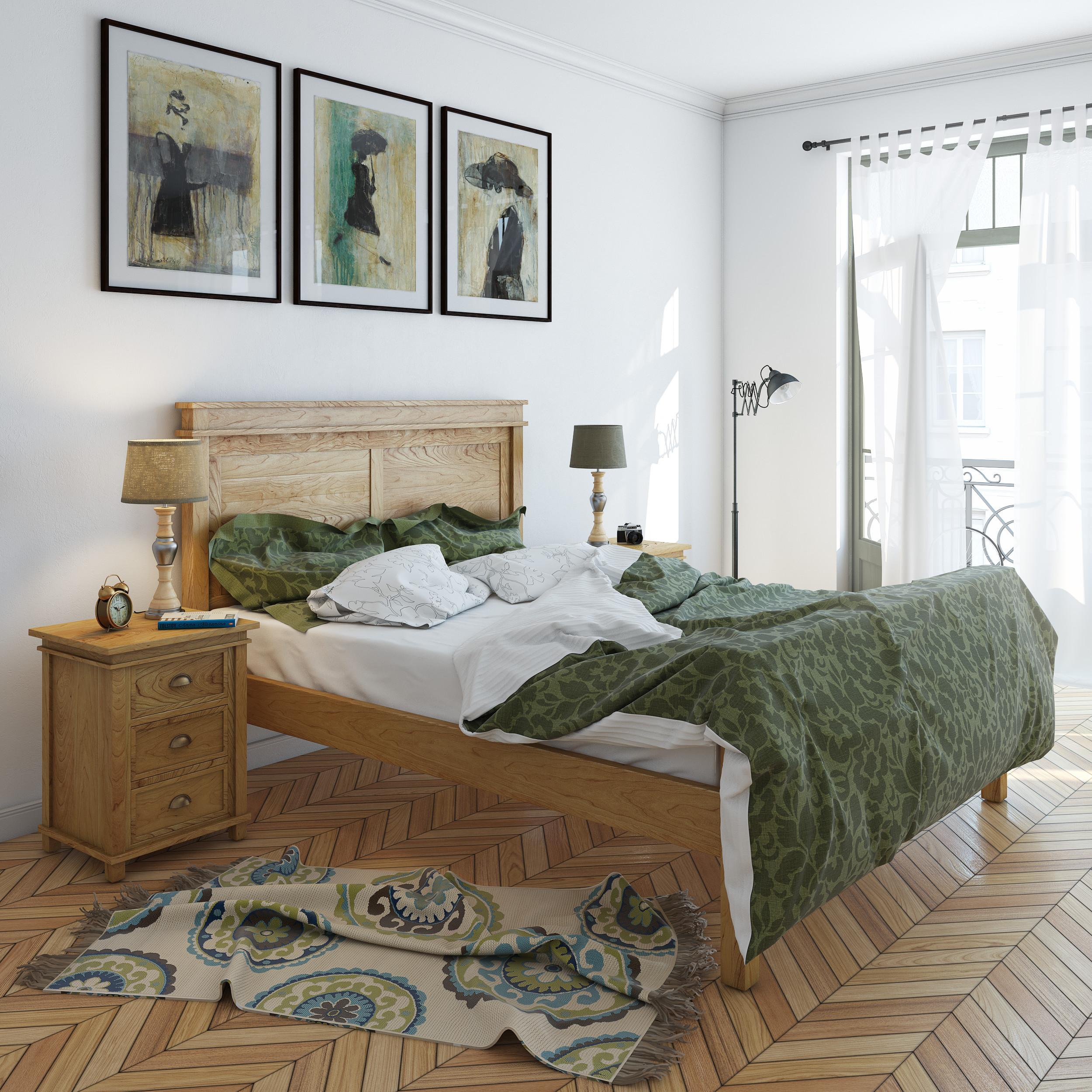 Austen Bedroom