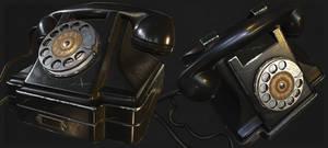 Old phone by llMarcos