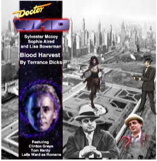 Blood Harvest Audio Cover
