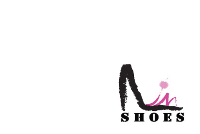 shoe store logo by iliaisales