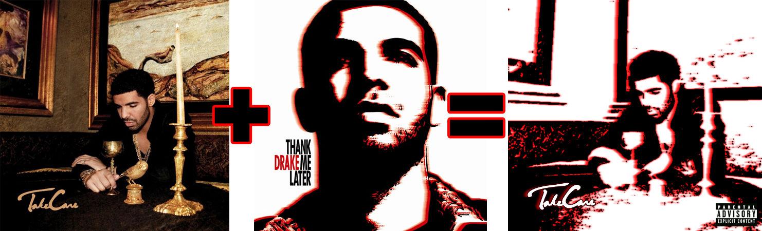 CD Cover Drake - Take Care
