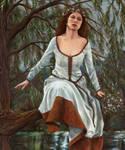 A Willow Grows Aslant A Brook