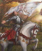 The Exhaltation of Joan of Arc by dani-lachuk