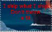 I ship it like the titanic! by JennytheJackass