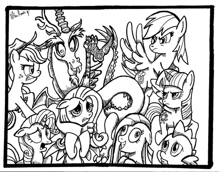 MLP: Chaos is Magic