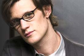 Matt Smith and his glasses. by Tsukiko--Akiyokura