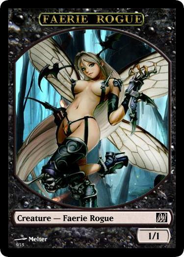 Faerie Token: Magic by MorpheoV