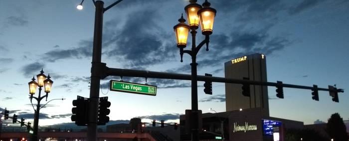 Four Cities: Las Vegas