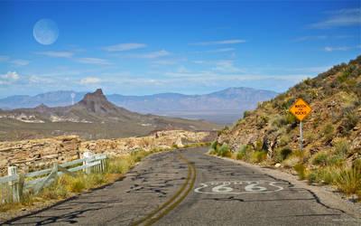 Route 66 Memories by nikdo-org