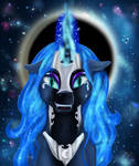 The night time has begun by Nutmeg04