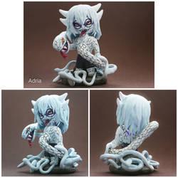Kabuto Dragon by AdriaMarina