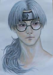 Yakushi Kabuto by AdriaMarina