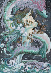 The Spirit of the Sea by AdriaMarina
