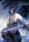 Sasuke by AdriaMarina