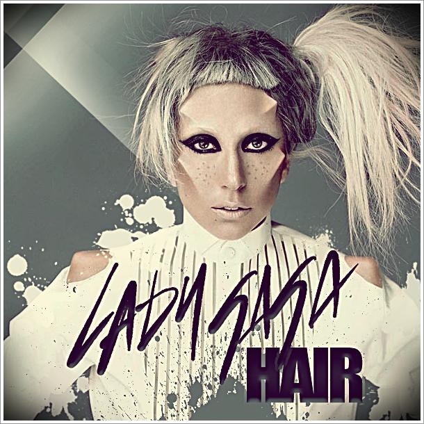 Lady GaGa - Hair Cover 2