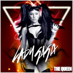 Lady GaGa - The Queen Cover 2