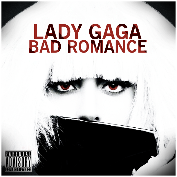 lady gaga bad romance album - photo #2
