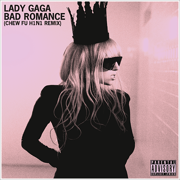Romance Book Cover Remix ~ Lady gaga bad romance chew fu h n remix cover by