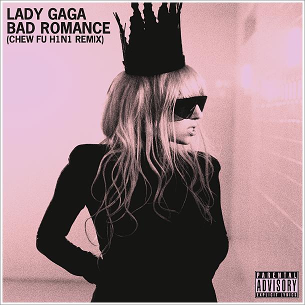Romance Book Cover Remix ~ Lady gaga bad romance chew fu h n remix cover by